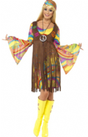 60's Groovy Lady Costume (35531)